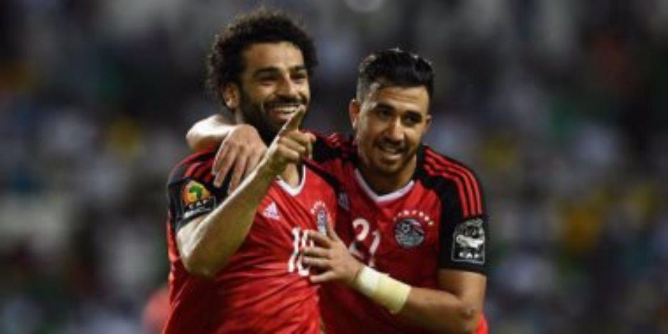 سوبر صلاح.. ماذا قالت الصحافة الإنجليزية بعد فوز ليفربول على نابولي بهدف الفرعون المصري؟