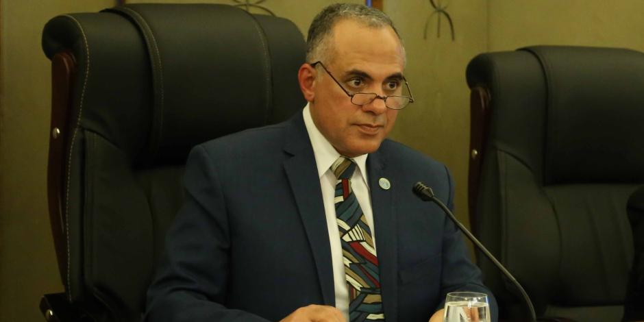 وزير الرى: نعترض على ملء سد النهضة بشكل أحادى دون تنسيق مع دولتى المصب