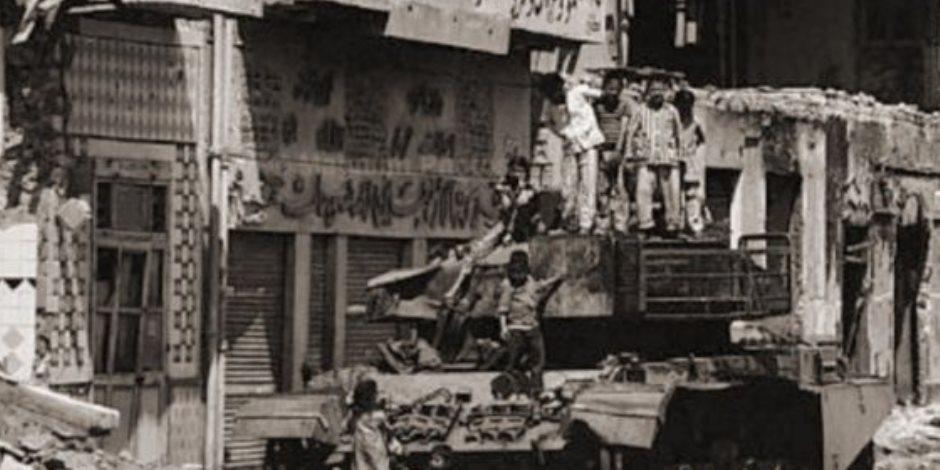 في مثل هذا اليوم  1000 عائلة بريطانية جرت «ذيول الخيبة» بعيدا عن الإسماعيلية.. والسبب؟