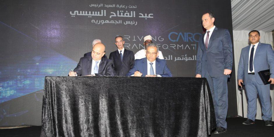 البريد المصري يوقع بروتوكول تعاون مع شركة سيسكو لتحسين أنظمة الشبكات ومراكز البيانات