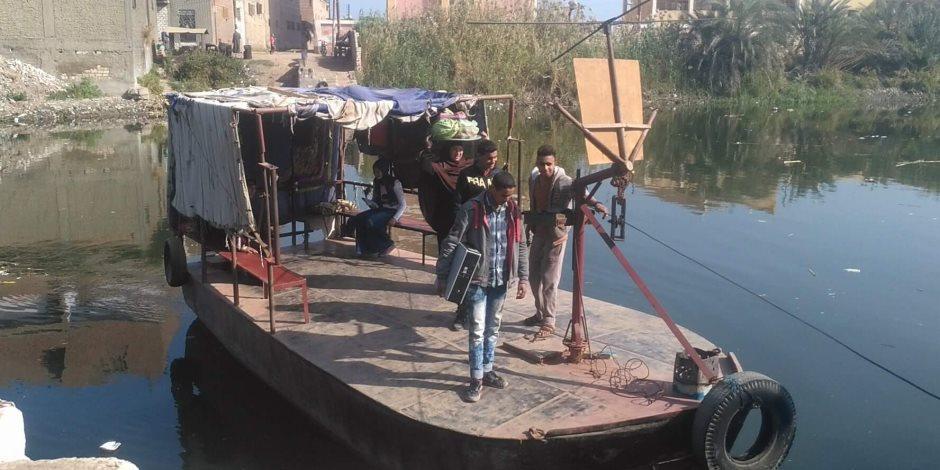 5 جنيهات سعر تذكرة الانتقال إلى الآخرة.. حكاية «معديات الموت» بعد مأساة البحيرة (صور)