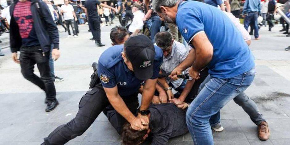 أردوغان يطلق زبانية ضد معارضيه.. سجون ديكتاتور تركيا تفتح أبوابه للمعتقلين الجدد