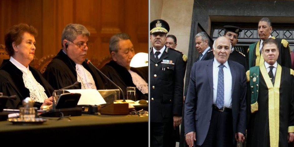 بعد ظهوره أول مرة في مصر.. تعرف على أسباب ارتداء القضاة للروب الأسود