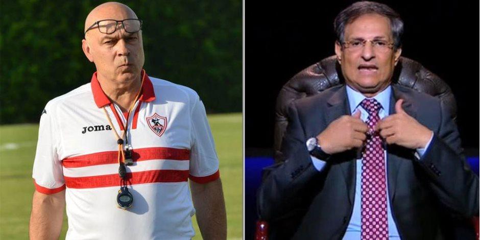 جروس V.S مصطفى يونس.. هل جهز مدرب المصري خطة مفاجئة لإرباك الزمالك بالدوري؟