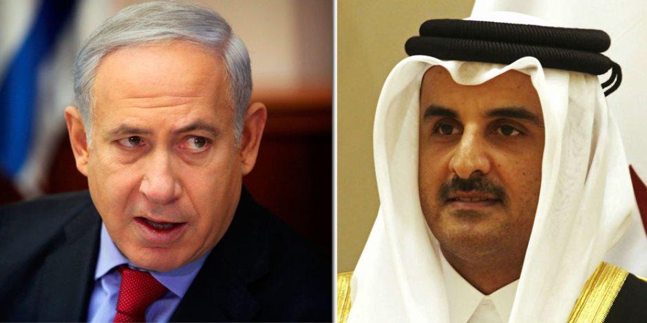قطر ضد التطبيع ونظام الحمدين خنجر فى ظهر العرب