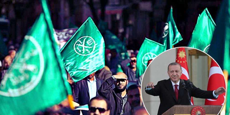 مدير شرطة الانتربول الأسبق: منح أردوغان جواز سفر تركي للإخوان المطلوبين جريمة دولية