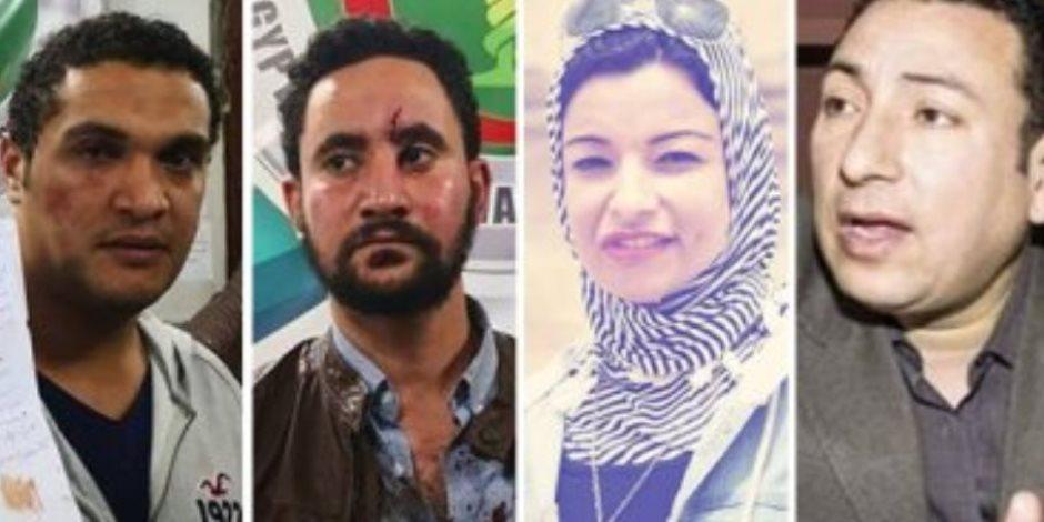 «فيلم رُعب» مُدته 3 ساعات.. ننشر شهادة صحفية اليوم السابع المُعتدى عليها بنقابة الصيادلة