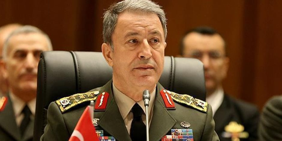 رداً على زيارة خلوصي آكار.. الجيش الليبي: طمأنة للإخوان ولن نرضى باستمرار الاستعمار التركي لليبيا