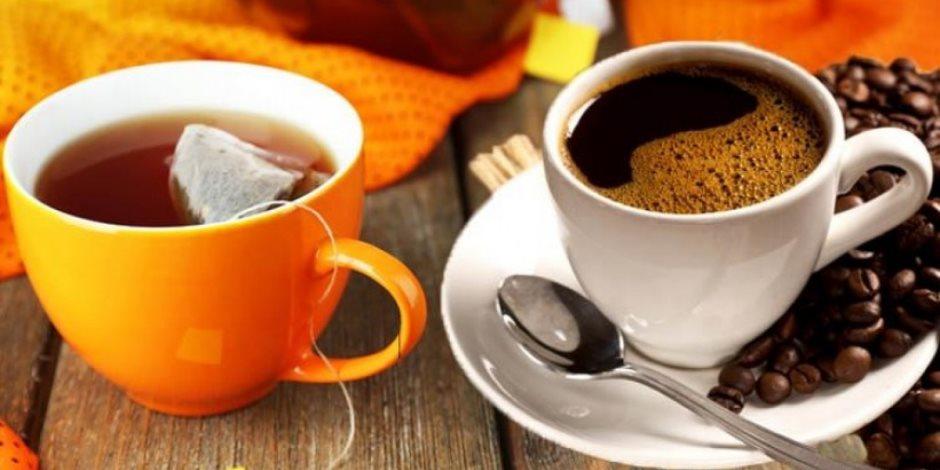 القهوة أم الشاي.. ما هو المشروب المناسب لصحتك