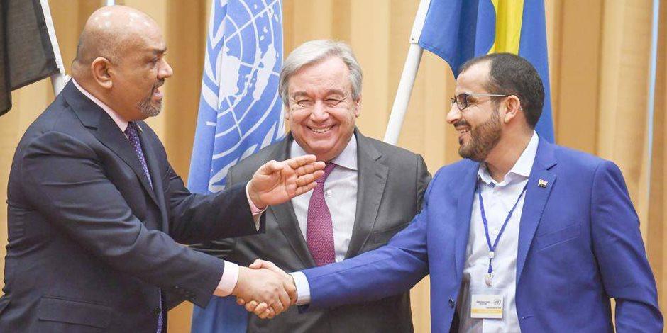 اليمن × 24 ساعة.. الأمم المتحدة تنفذ خطواتها لوقف إطلاق النار