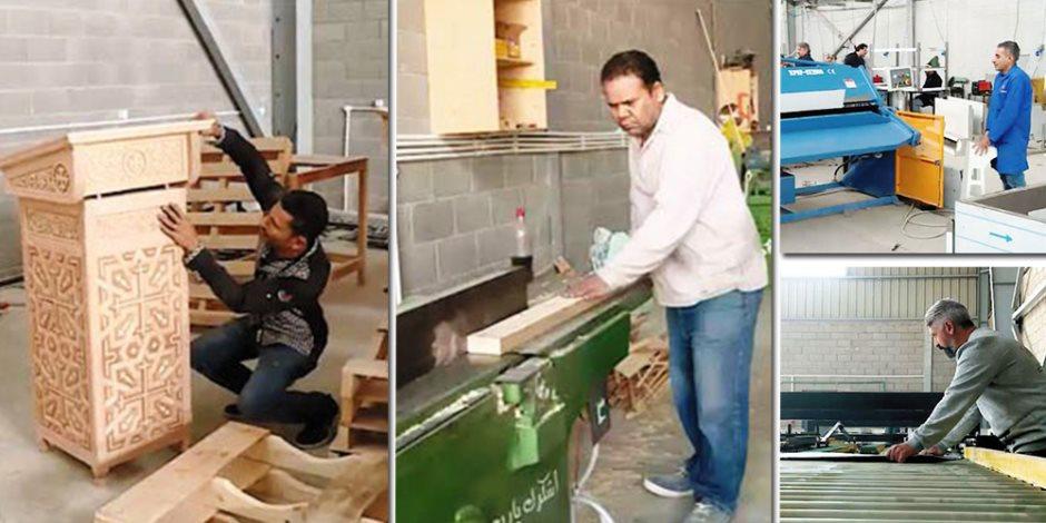 """""""حصان الاقتصاد الرابح"""".. المشروعات الصغيرة والمتوسطة قاطرة التنمية والقضاء على البطالة في مصر"""