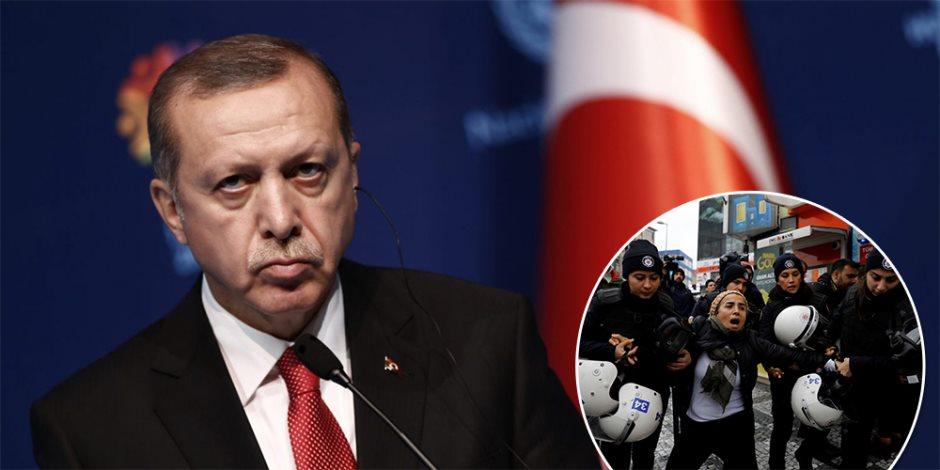 بزعم صلتهم بـ«جولن».. تفاصيل اعتقال أردوغان لـ 133 عسكريا بتركيا