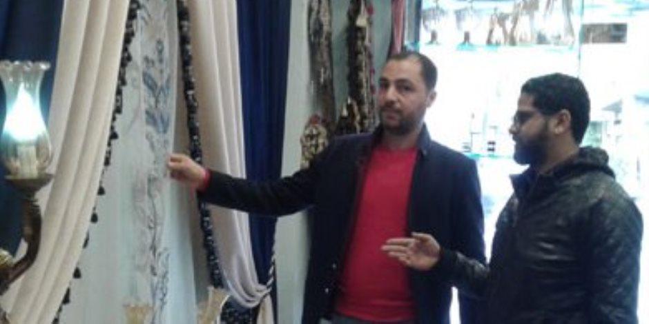 جهاز «تنمية المشروعات» في ظهر شباب المنوفية.. محمد: «بقى عندي معرض وورشة وبشغل صحابي»