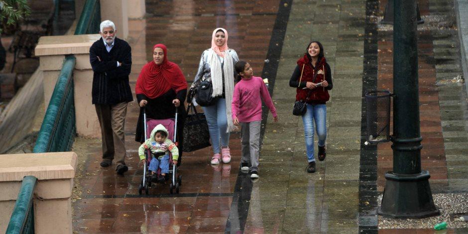 أمطار اليوم بالإسكندرية ومطروح ورياح مثيرة للرمال والأتربة والصغرى بالقاهرة 11