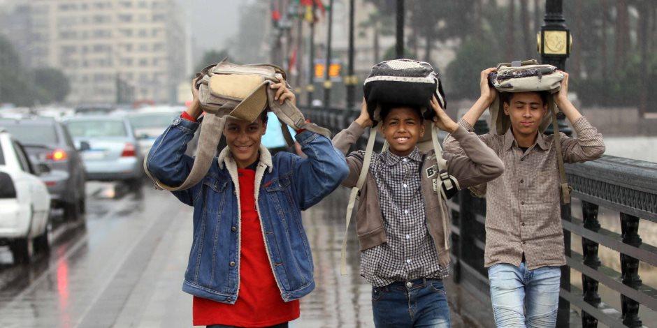 حالة الطقس في إسبوع.. الأرصاد: احذروا العواصف وانخفاض يصل إلى 4 درجات