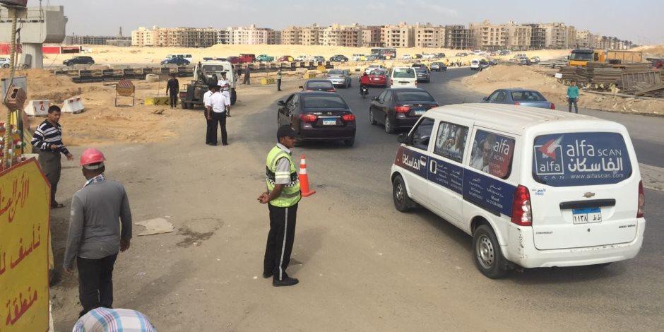 «إشارتك خضراء».. أبرز الطرق والمحاور المغلقة في القاهرة والجيزة