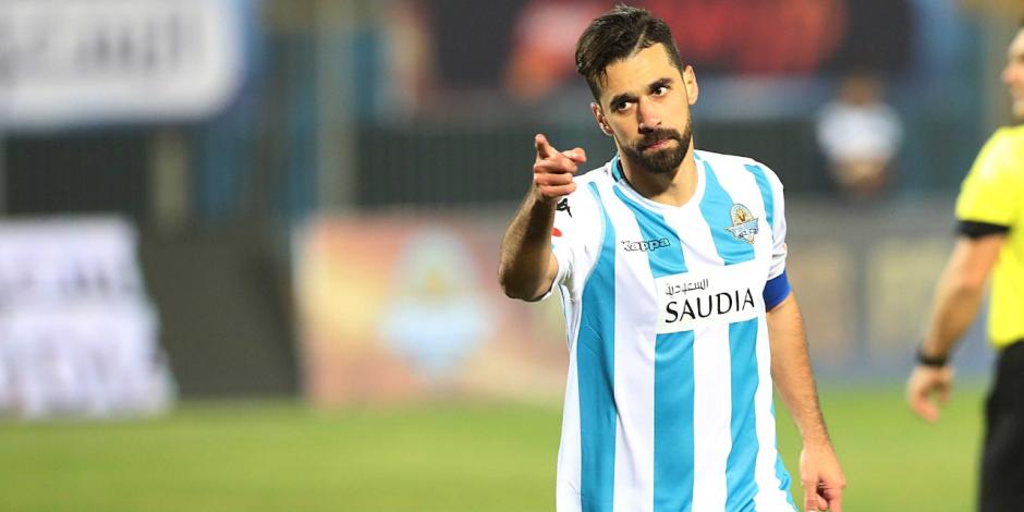 بشكل نهائي .. غياب عبدالله السعيد وأحمد الشناوي عن مباراة بيراميدز والزمالك القادمة