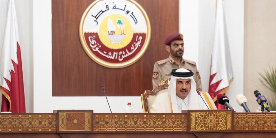 الحبس لمن يعارض.. العفو الدولية تسلط الضوء على قانون جديد يحارب حرية التعبير في قطر