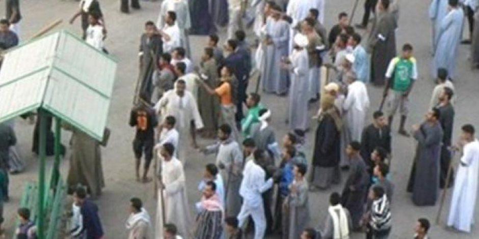 مشاجرة أبناء عمومة في الفيوم تنتهي بـ5 قتلى و8 مصابين
