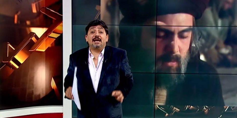 بطل من ورق.. «الغمري» من مخرج فاشل إلى أحضان الجماعة الإرهابية في تركيا