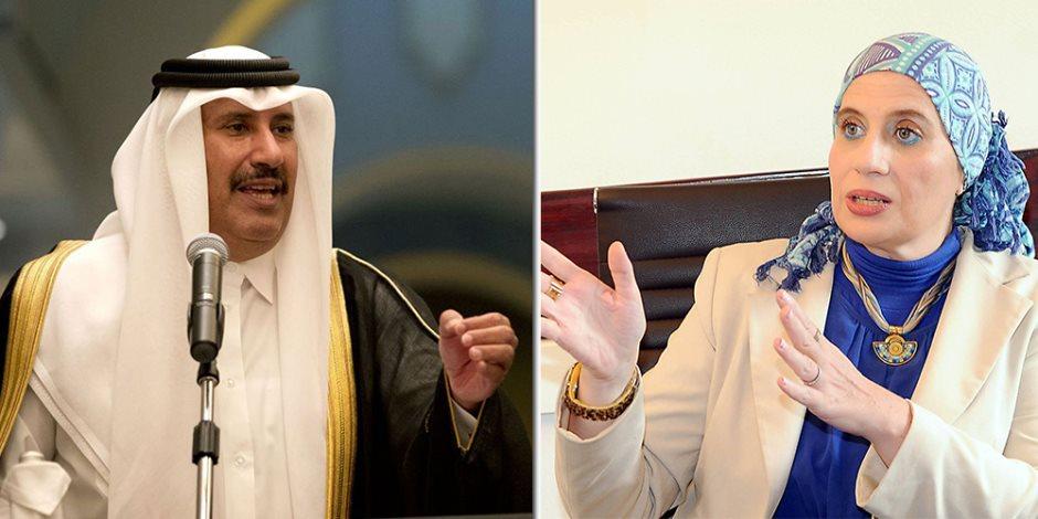 لغة الجسد فضحت أكاذيب وزير خارجية تميم الأسبق: حمد بن جاسم يترجى شعوب الخليج