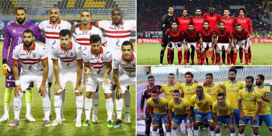 مفاجاًة.. بيراميدز بطل الدوري المصري الممتاز 2019 (سيناريو تخيلي)