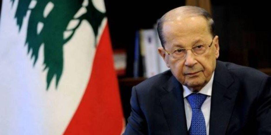 الرئيس اللبناني يعلن عدم وجود حل بشأن تشكيل الحكومة