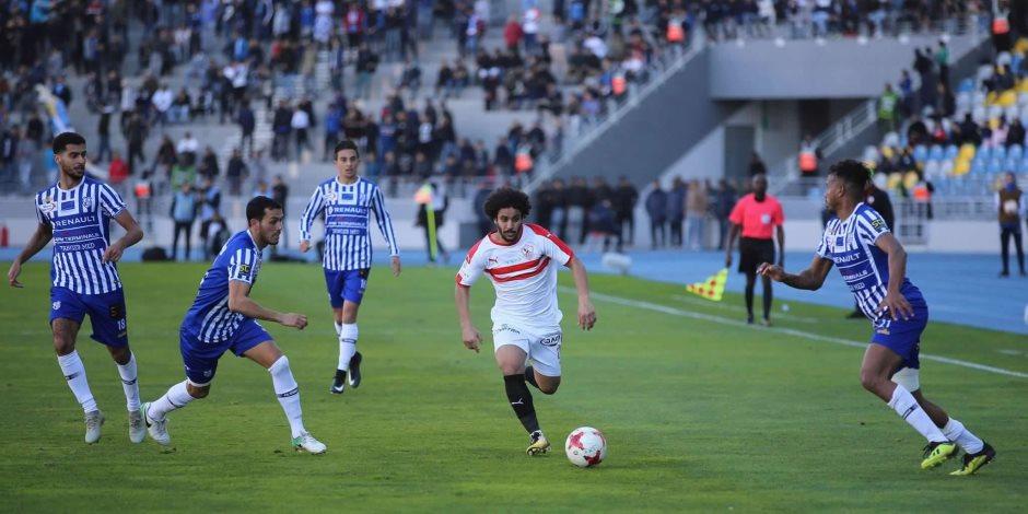مكاسب الزمالك من الانتصار على طنجة المغربي أكبر من التأهل لدور الـ 16