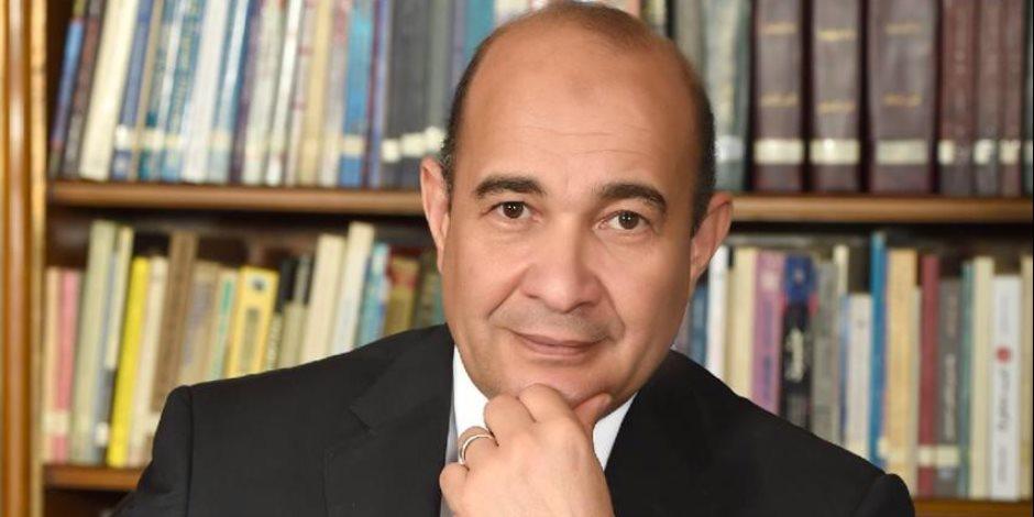 """علاء ثابت:   """"الأهرام"""" تقود الإعلام للدفاع عن الدولة المصرية عبر نصف قرن"""