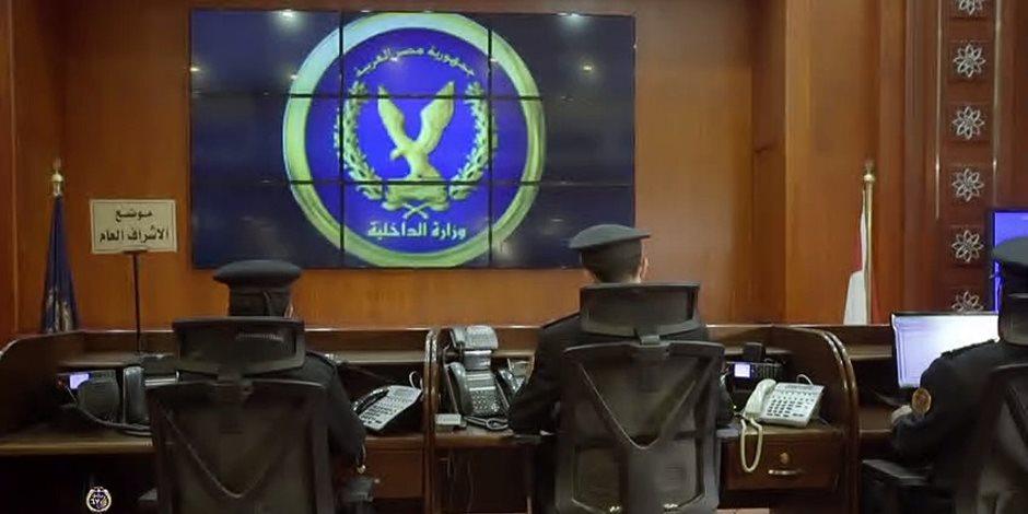 """ضابط سيناء المكرم بحفل عيد الشرطة: """"حياتنا مش كتيره على مصر"""""""