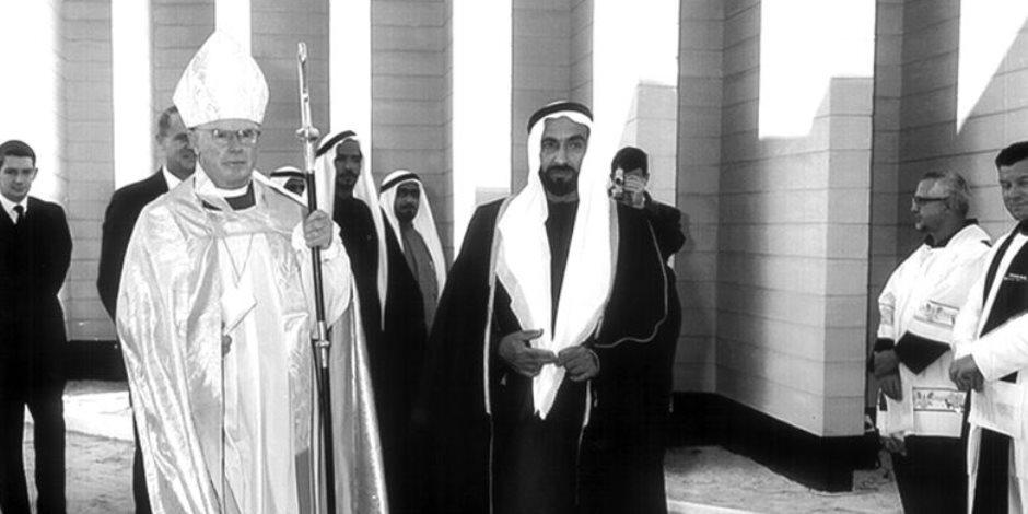 على نهج المؤسس.. الإمارات تسعى لمكانة عالمية في عام التسامح