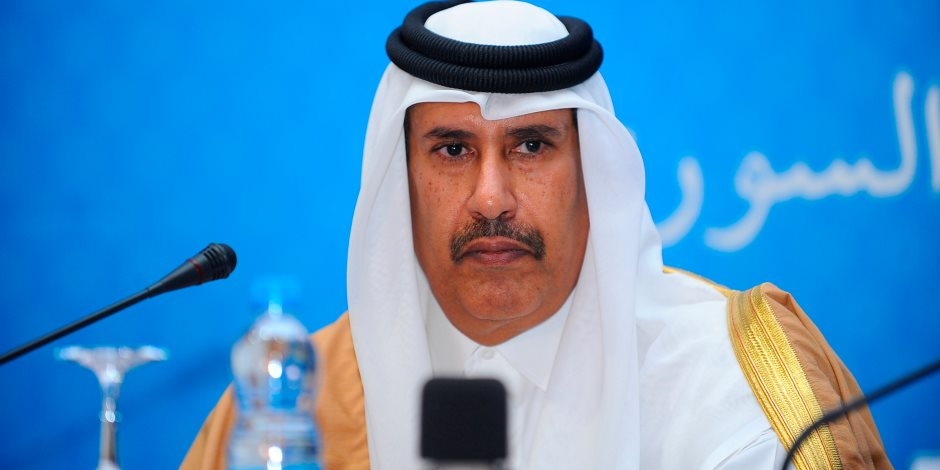 شبح «حمد بن جاسم» يطارد مدير بنك باركليز في ليالي الرعب