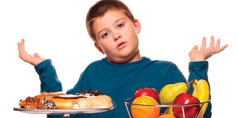 4 نصائح هامة يجب اتباعها.. لو طفلك مريض سمنة