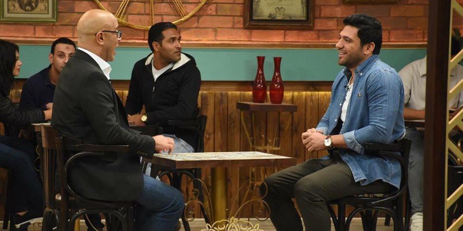 """حسن الرداد يكشف عن مهنته في الصغر في """"قهوة أشرف"""""""