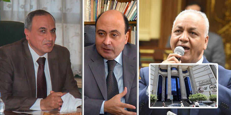 معركة عبد الخالق ثروت تشتعل في مارس.. من يحكم نقابة الصحفيين؟