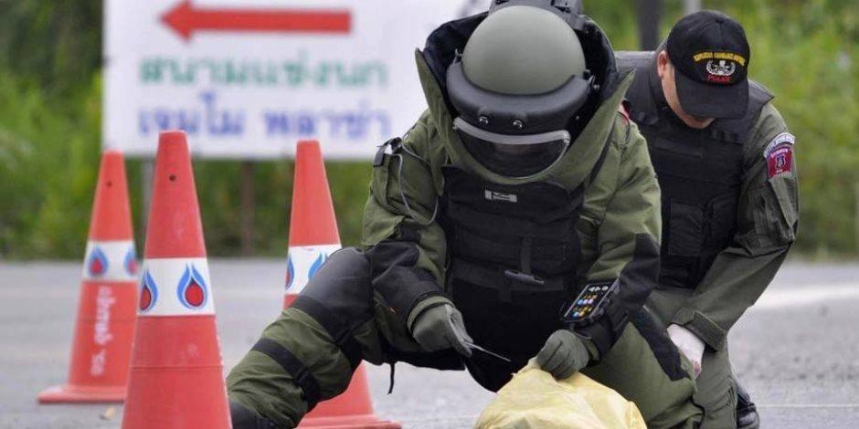 علوم مسرح الجريمة: أدوات حماية رجال الأمن من مدفع المياه إلى بدلة المفرقعات