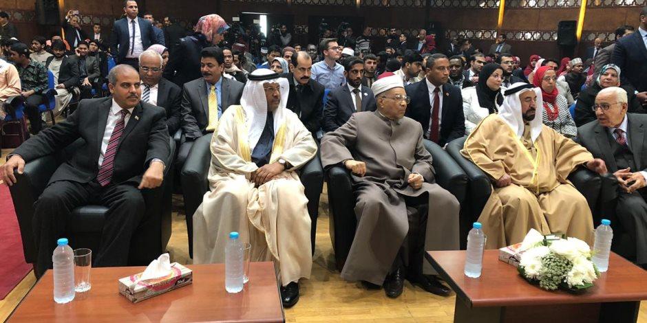 رئيس جامعة الأزهر: تعزيز التعاون العلمى والثقافى مع الإمارات