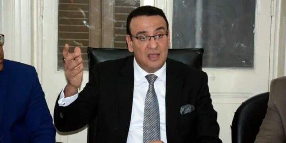 يكشفها متحدث البرلمان.. 5 رسائل من السيسى لمصر طرحها في كلمته في احتفالية عيد العلم