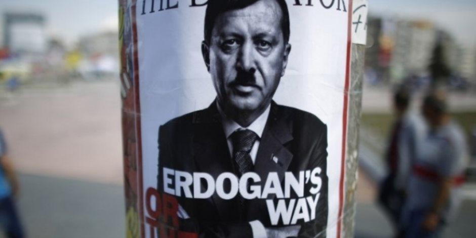 السلطان العثماني المستبد.. أردوغان يدهس حقوق الإنسان في تركيا