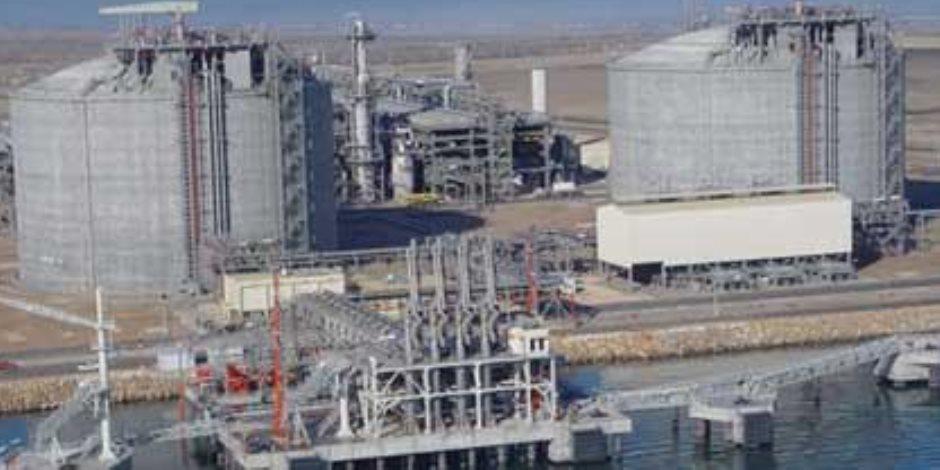 11 معلومة عن محطات إسالة الغاز في إدكو ودمياط