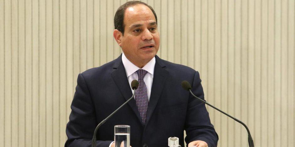الرئيس السيسي يعلن إطلاق مجلس الأعمال المصري البلغاري المشترك