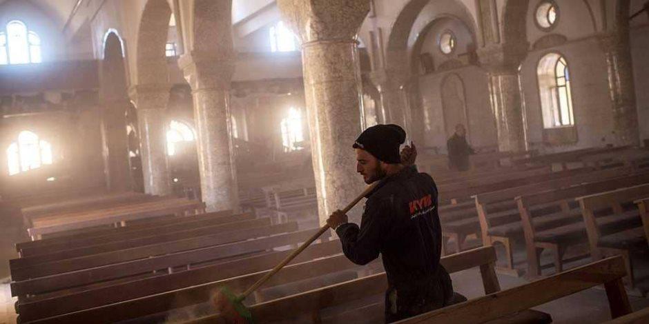 الأسر المسيحية في العراق تذوق المرار.. انتهاكات الحشد الشعبي بشمال البلاد