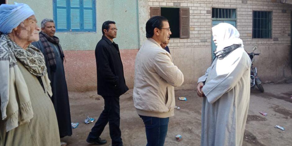 بعيدا عن خطط الحكومة.. المشاركة المجتمعية تنجح في تغيير ملامح قلب الصعيد (صور)