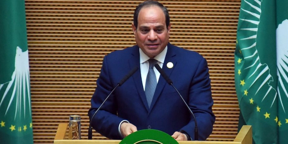 الرئيس الإنسان.. السيسى ينتصر للأزيدية نادية مراد بمقولته الشهيرة (فيديو)