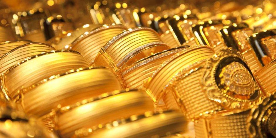 أسعار الذهب تتراجع 5 جنيهات.. وعيار 21 يسجل 815 جنيها للجرام