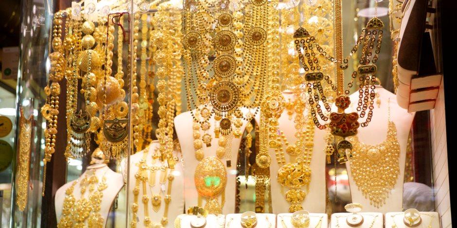 أسعار الذهب اليوم الإثنين 25-5-2020.. سعر جرام الذهب عيار 21 يستقر عند 760 جنيهات