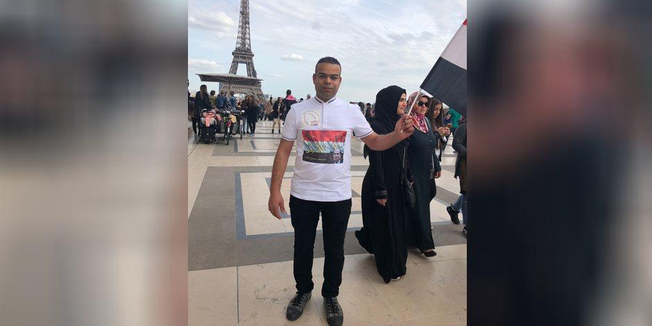 غدا.. وقفة بالشموع لتأبين شهداء الجيش والشرطة أمام برج إيفل في باريس