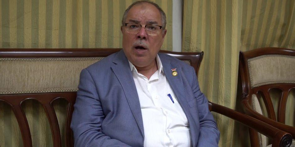 انشروا كاميرات المراقبة.. النائب إسماعيل نصر الدين يطالب لحكومة بإلزام المحال التجارية بوضع كاميرات فى كل المحافظات