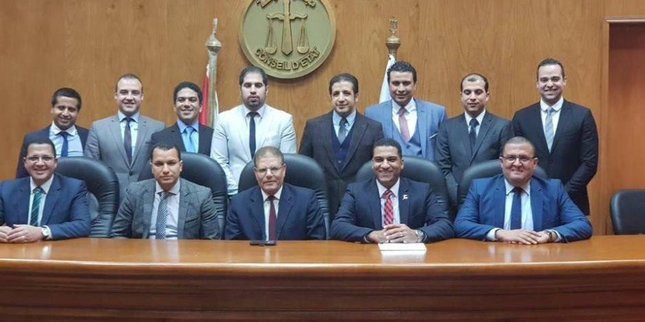 ننشر أسماء الفائزين في انتخابات مجلس إدارة نادي قضاة مجلس الدولة بالإسكندرية