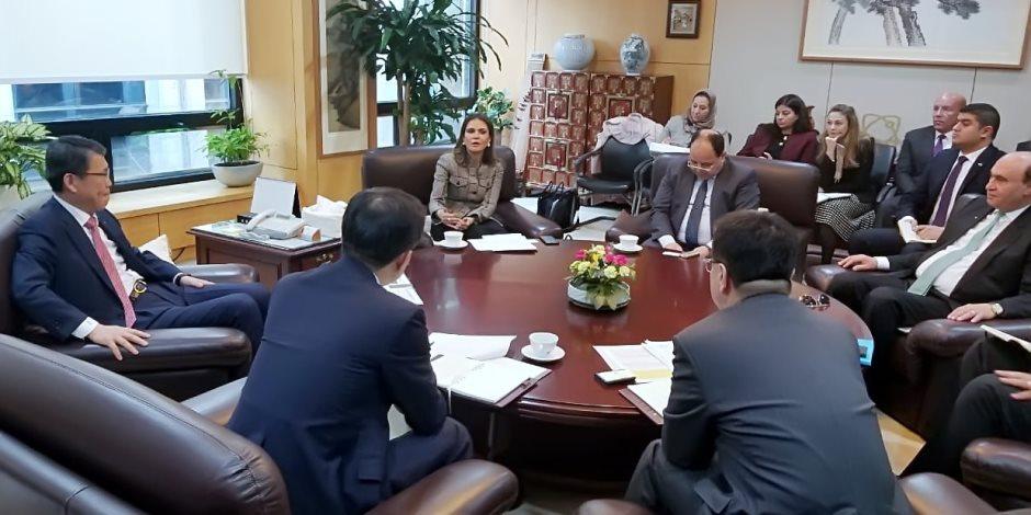 لجذب استثمارات لمنطقة قناة السويس.. تفاصيل المباحثات المصرية الكورية
